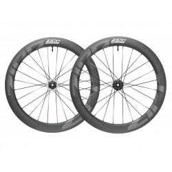 Juego ruedas zipp 404 firecrest cubierta-tubeless disco
