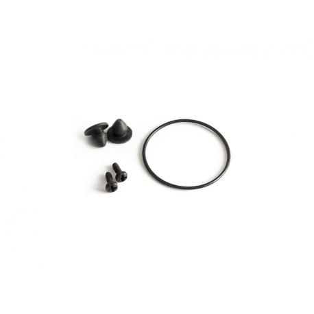 O-rings y tornillos para power2max Type S